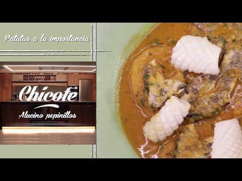 Receta PATATAS A LA IMPORTANCIA | ALBERTO CHICOTE