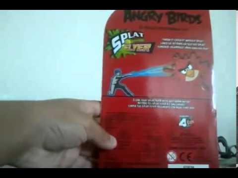 Angry Bird Splat Flyer Ab/004