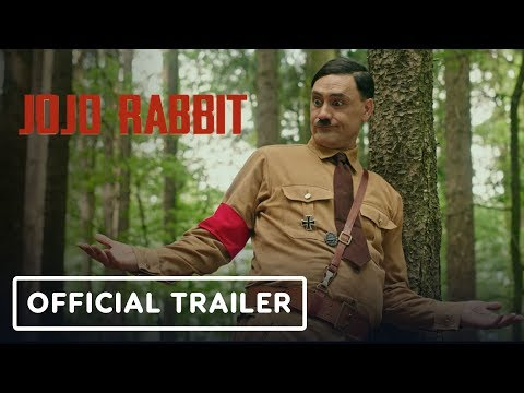 Jojo Rabbit - Official Trailer (2019) Taika Waititi, Scarlett Johansson