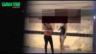 Phố mại dâm nhộn nhịp về đêm Sài Gòn