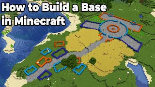 How to Build an Awesome Base in Minecraft 1.16 Survival