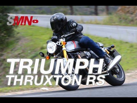 Prueba Triumph Thruxton RS 2020 [FULLHD]