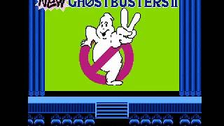 NES Longplay [729] New Ghostbusters II