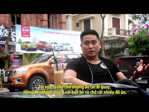 Lý do diễn viên Minh Tiệp lựa chọn Nissan Navara