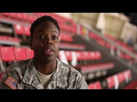 Play Sports in the  National Guard
