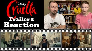 Cruella | Official Trailer 2 REACTION