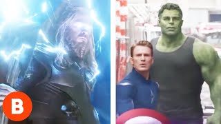 Avengers Endgame Most Important Scene Explained
