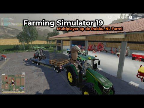Farming Simulator 19 -- Opname 02/07/2019