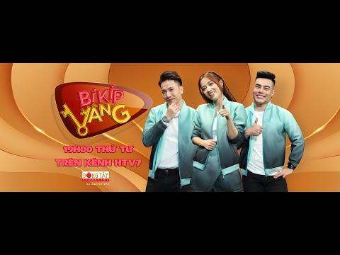 Bí Kíp Vàng - Mùa 3 | Official Trailer - ST Sơn Thạch, Puka cùng Dương Lâm hết mình vì các khách mời