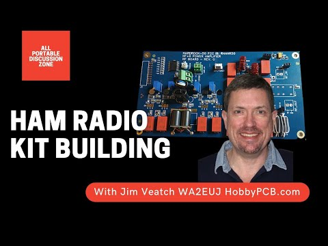 #23 How to get started with ham radio kit building?
