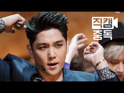 [Fancam] Kangin of Super Junior(슈퍼주니어 강인) DEVIL(데빌) @M COUNTDOWN_150716 직캠중독 온라인