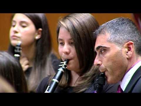 BANDA DE MÚSICA 'LIRA' DE SAN MIGUEL DE OIA, 'Coma unha espada' de Manuel Mª Veiga
