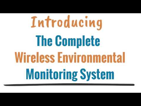 Wireless Environmental Monitoring System from OMEGA®