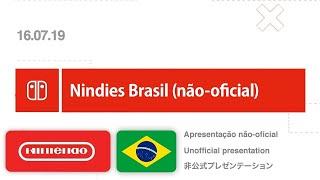 Nintendo Direct Brasil Independente (não-oficial) 16.07.19