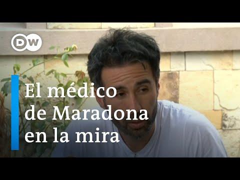 Allanan la casa y el consultorio del cirujano que operó a Maradona
