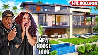 WE FINALLY GOT OUR DREAM HOME **EMPTY HOUSE TOUR**