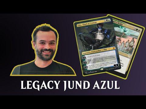 Legacy Jund Azul com Dganev