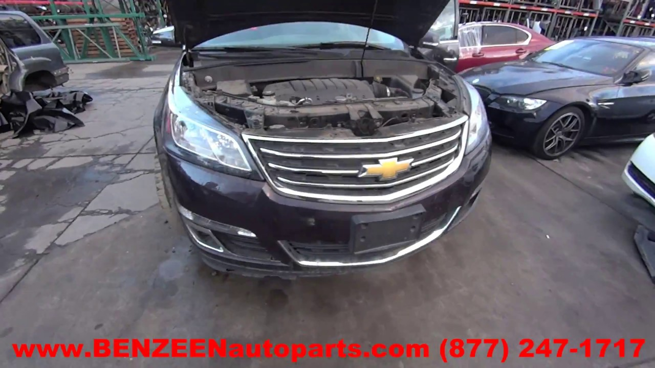 Parting Out 2015 Chevrolet TRAVERSE - Stock - 6480YL - TLS