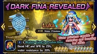 Luka 6*Star Awakened Level 100 - Final Fantasy Brave Exvius - FFBE