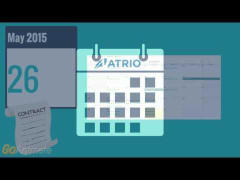 Atrio Calendar