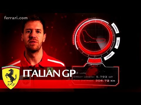 Italian Grand Prix Preview - Scuderia Ferrari 2018