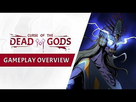 Curse of the Dead Gods   Gameplay Overview Trailer