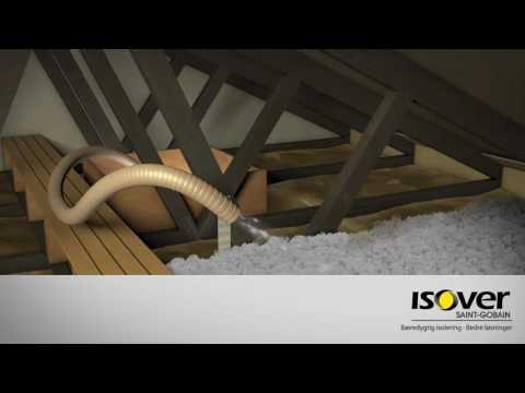 Efterisoler dit loft med ISOVER InsulSafe