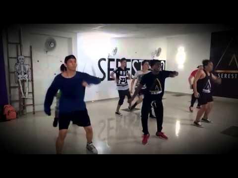 Taller de Hip hop con Pedro en BPC Bellypassion
