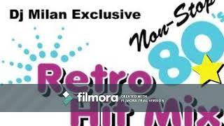 Bollywood Retro Non Stop Mix Dj Milan 2018