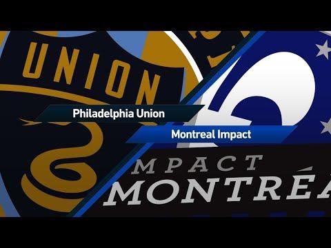 Philadelphia Union vs Montreal Impact