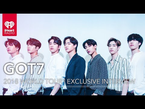 What Would GOT7 Be Doing If They Weren't Huge KPOP Stars? | Exclusive Interview