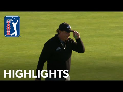 Highlights   Round 4   AT&T Pebble Beach 2019