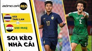 VTV6 Trực Tiếp U23 Thailand vs U23 Iraq| VCK U23 Châu Á 2020 (20h15 ngày 14/1)