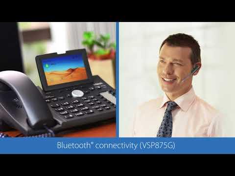 VTech Unveils Next Evolution of ErisTerminal SIP Deskset Phones
