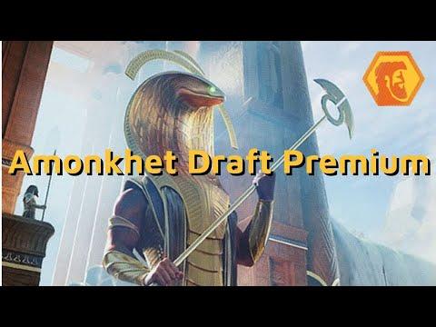 MTGA Amonkhet Draft - Selesnya Rhonas