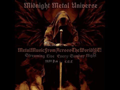 MetalMusicFromAcrossTheWorldYT Live Stream!!