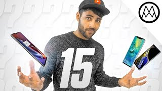 Top 15 BEST Smartphones 2018.
