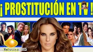 Televisa: El Prostíbulo más grande de México
