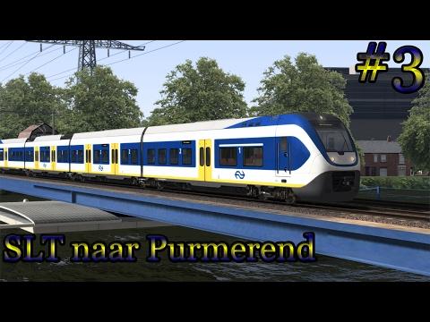 SLT naar Purmerend - Train Simulator 2017 (Livestream #3)