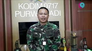 Dandim 0717/Purwodadi - Letkol Inf. Asman Mokoginta | 19 Tahun Radar Kudus