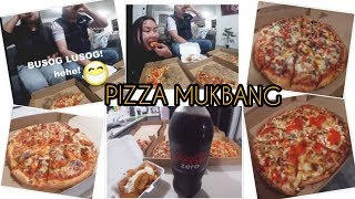 MUKBANG | MILANOS PIZZA | Kiwi Pinay | BANI in NZ 🇳🇿