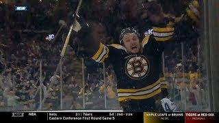 Bruins-Leafs Game 7 4/23/19