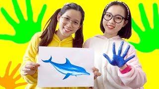 Funny kids videos for children #3  - SuperCreativeTV