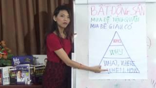 BẤT ĐỘNG SẢN - MUA ĐỂ TÚNG QUẪN HAY MUA ĐỂ GIÀU CÓ? | BÍ MẬT TƯ DUY TRIỆU PHÚ | Nguyễn Thị Vân Anh
