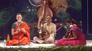 Foreigner singing Indian classical music
