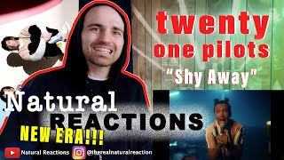Twenty One Pilots - Shy Away (Official Video) REACTION