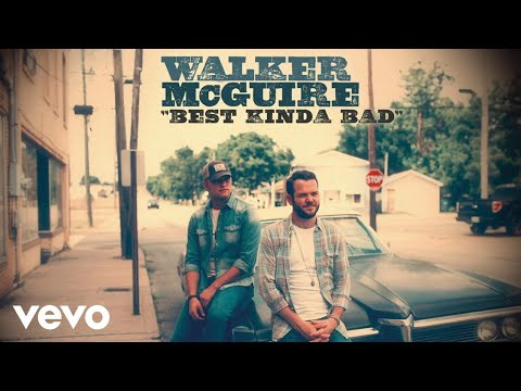 Walker McGuire - Best Kinda Bad (Official Audio)