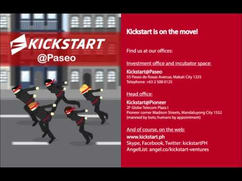 Kickstart on the move!