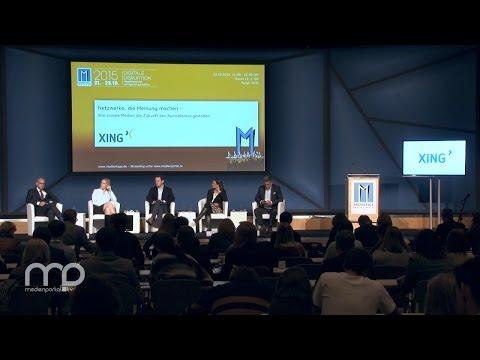 Diskussion: Wie soziale Medien die Zukunft des Journalismus gestalten