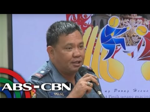 LIVE: Authorities hold briefing on upcoming Black Nazarene procession | 4 January 2019